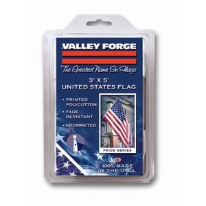 3'x5' U.S. Flag by Valley Forge