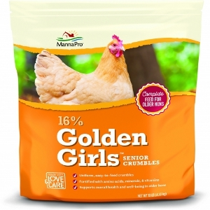 Golden Girls Senior Crumbles