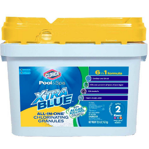 XtraBlue® All-in-One® Chlorinating Granules