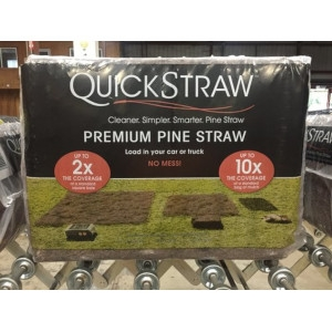 QuickStraw 10x10 100 Square Feet