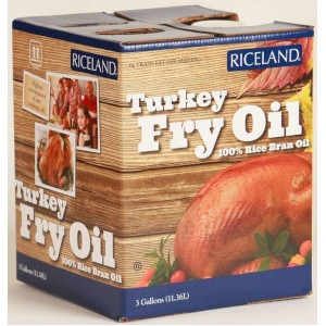 Turkey Fry Oil