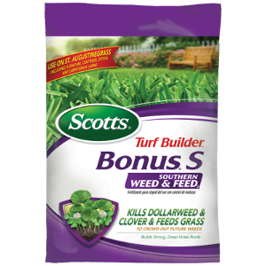 Scotts® Turf Builder® Bonus® Southern Weed & Feed