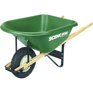 6-Cu. Ft. Wheelbarrow