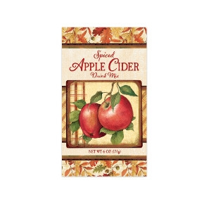 Autumn Harvest Spiced Apple Cider Drink Mix by Brownlow