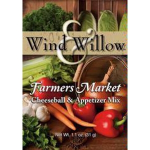 Farmer's Market Cheeseball & Appetizer Mix by Wind & Willow
