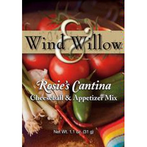 Rosie's Cantina Cheeseball & Appetizer Mix by Wind & Willow