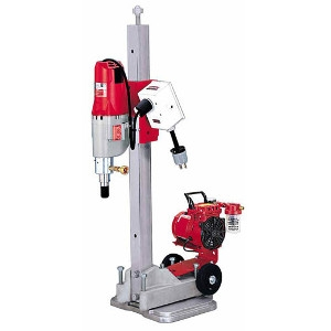 Diamond Coring Rig with Small Base Stand