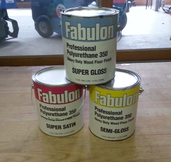 Fabulon Polyurethane Floor Finish