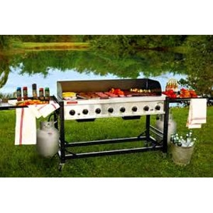 Large Propane Grill