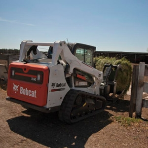 Bobcat Skid Steer Model T590