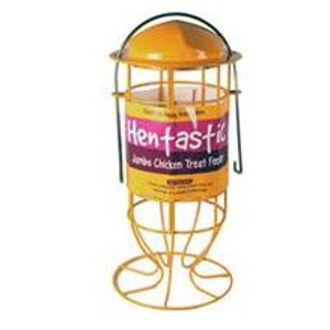 Hentastic Jumbo Chicken Treat Wire Feeder
