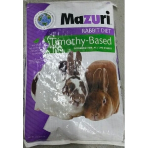 Mazuri® Rabbit Diet with Timothy