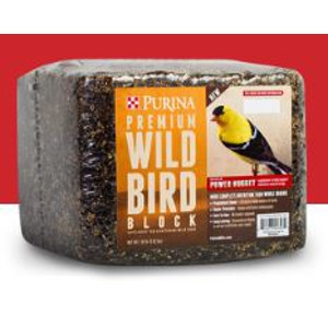 Purina Premium Wild Bird Block - 20 lb.
