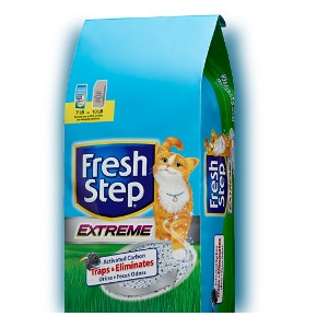 Fresh Step Extreme Clay Cat Litter 14 lb.