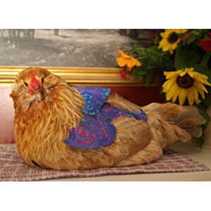 Pampered Poultry Feather Guards