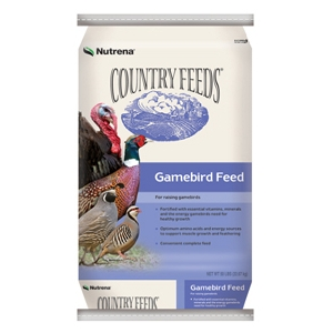 Country Feeds Gamebird, 50 Lb.