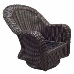 Four Seasons Courtyard, Wilmington Collection, Swivel Glider Frame