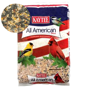 Kaytee All-American Wild Bird Food, 18 lb.