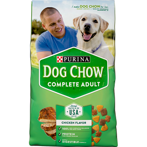 Purina Dog Chow Adult Formula Dog Food, 42 lb.