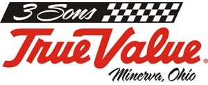 Three Sons' Hardware, LLC  Logo