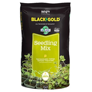 Black Gold® Seedling Mix 16 Qt.