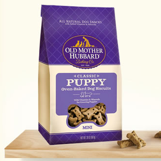 Old Mother Hubbard Mini Puppy Biscuits - 20 Ounce