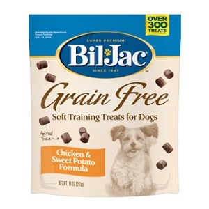 Bil-Jac Grain Free Treats - 10 Ounce