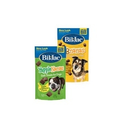 Bil-Jac PB-Nanas® Dog Treats - 4 Ounce