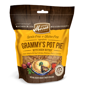 Merrick Kitchen Bites – Grammy's Pot Pie 9 Ounce