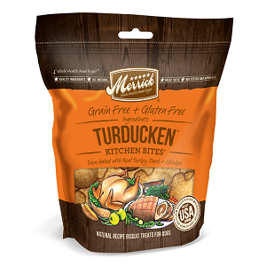 Merrick Kitchen Bites – Turducken 9 Ounce