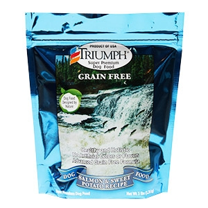 Triumph® Grain Free Salmon & Sweet Potato Jerky Dog Treats 24oz