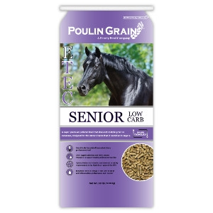 Poulin Grain E-TEC® Senior Low Carb