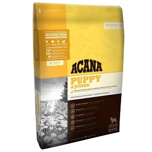 Acana Heritage Puppy & Junior Formula for Dogs