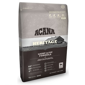 Acana Heritage Light & Fit Formula for Dogs