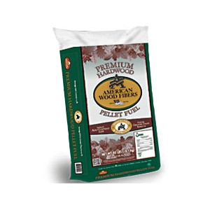 American Wood Fibers Softwood Pellets 40lb