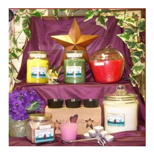 Mountainhome Candles Double Scented 28oz $14.99