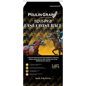 Poulin Grain EQUI-PRO® East Coast Race Horse Feed 50lb