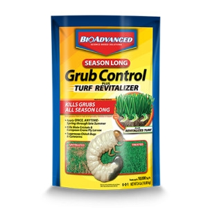 BioAdvanced® Season Long Grub Control Plus Turf Revitalizer