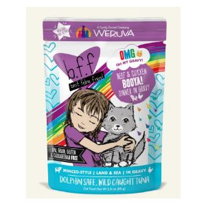 Weruva B.F.F. Cat Pouches