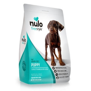 Nulo FreeStyle™ Grain-Free Puppy Turkey & Sweet Potato Recipe