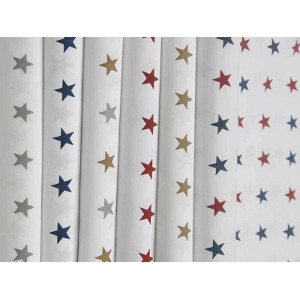 Stars Print Patriotic Collection