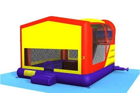 INFLATABLE COMBO 4 IN 1 WITH SLIDE
