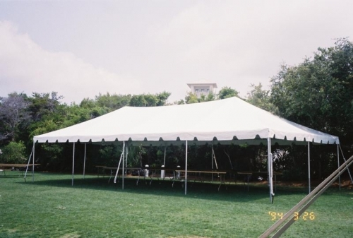 TENT PACKAGE 30X50