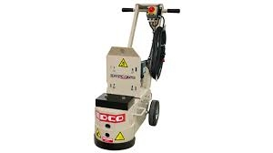 CONCRETE GRINDER SINGLE HEAD ELECTRIC