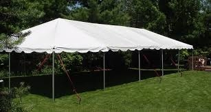 FRAME TENT 20X50