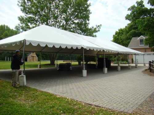 FRAME TENT 30 X 70