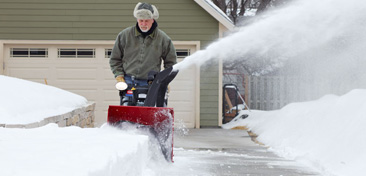 Purchase A Snowblower!