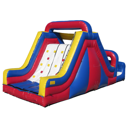 Spacewalk Rock Climb Slide Inflatable Bounce
