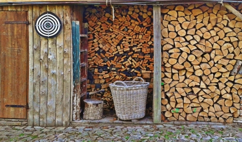 Prepare for Winter with Firewood
