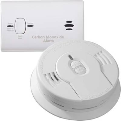 $14.99 for Kidde Smoke Alarm or CO Detector